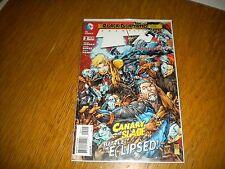 DC Comics The New 52 Team Seven #2