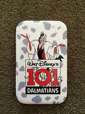 101 Dalmatians Promo Movie Pinback Button Pin Walt Disney Cruella De Ville