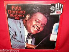 FATS DOMINO Bluberry Hill LP 1973 MINT-  ITALY
