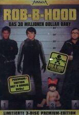 Rob-B-Hood - Limitierte 3-Disc Premium Edition / Jackie Chan / Metallbox / DVD #