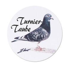 Tauben Aufkleber Applikation 6 cm Taubensport Turnier Taube TB754-3