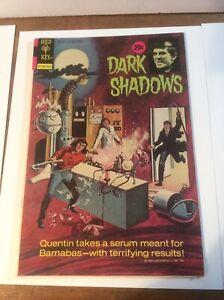 Dark Shadows #20 Gold Key Comic 1973