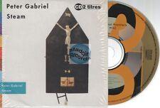 Peter Gabriel Steam CD SINGLE france french card sleeve genesis