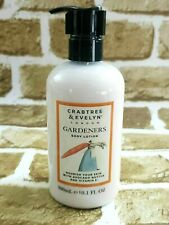 Crabtree and Evelyn Gardeners Body Lotion 10.1 oz