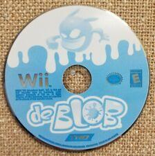 de Blob - Wii (DISC ONLY)