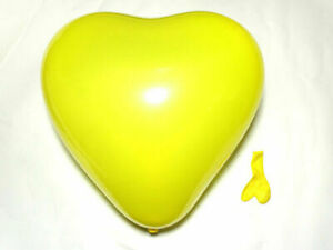 """12""""Love Heart Shape Latex Balloons Couple Celebration Valentines Someone Special"""