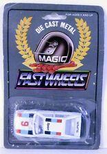 Magic Fast Wheels 1980s Audi Quattro White #9 MOC 1/64
