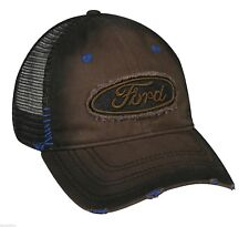 CAP - FORD® MESH BACK HAT ADULT SIZE FRD05A-20705A