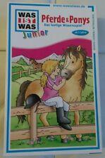 WAS IST WAS - Junior Pferde und Ponys , Spiel EAN: 4002051712563