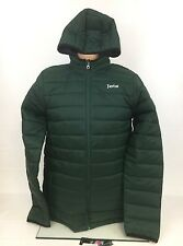 NFL Team Apparel New York Jets Puffer Pack Away Youth Jacket Size L