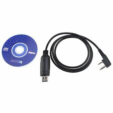 USB Programming Cable With Driver CD for Baofeng UV-5R UV-3R+ Two way Radio