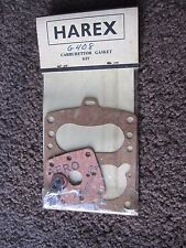 MERCEDES BENZ 219 220A 1954-60 SOLEX 32PAATI CARB GASKET KIT NEW