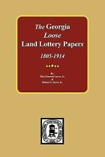 The Georgia Land Lottery Papers, 1805-1914 (2004, Hardcover, Reprint)