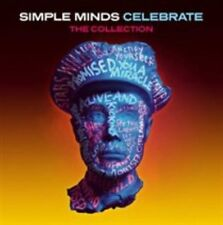 Simple Minds - Celebrate The Collection