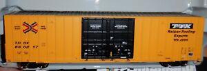 Athearn  HO scale - Railbox  60' Gunderson Box Car #660217 -  96260