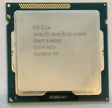 Intel Xeon E3-1280 V2 SR0P7 3.6GHZ Quad Core Processor CPU LGA1155