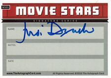 """Judi Dench,James Bond 007 """"M"""" Skyfall AutographCard original signiert/signed !!"""