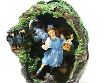 1999 Franklin Mint Wizard Of Oz Winged Monkeys Mean Business Collectible Egg