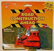 ERTL ROAD CONSTRUCTION AHEAD BULLDOZER