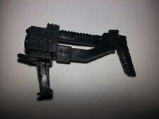 Toxo-Viper's Rifle - COBRA HOSTILE ENVIRONMENT TROOPER GI JOE Series 11 - 1988