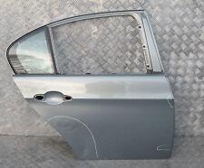 BMW 3 E90 LCI Beifahrer Tür hinten rechts Arktis Metallic A34
