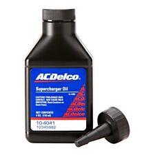 Gm Supercharger Oil Oem 4 Ounce Bottle Eaton Coupler Ac Delco 10 4041