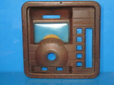 Zenith Radio Parts Model 6P-457 Face Plate And For Other 6P Series