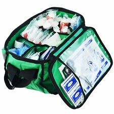 Large Premium Haversack Bag First Aid Kit Workplace School Home Camping New