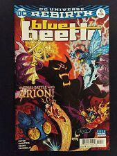 Dc Universe Rebirth Blue Beetle # 10 (1st Print)
