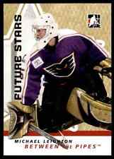 2006-07 In The Game Between The Pipes Michael Leighton #38