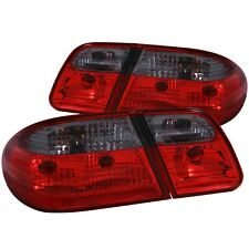 ANZO TAIL LIGHTS G2 RED / SMOKE for 96-02 MERCEDES BENZ E CLASS W210