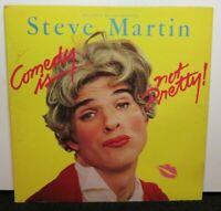 STEVE MARTIN COMEDY IS NOT PRETTY (NM) HS-3392 LP VINYL RECORD