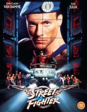 Street Fighter Blu-ray Jean Claude Van Damme Movie 88 Films W/ Slipcover