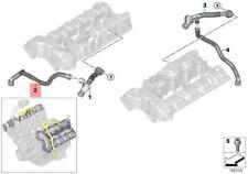 Genuine BMW E70N E71 E72 F01 F02 Crankcase Ventilation Pipe OEM 11157575640