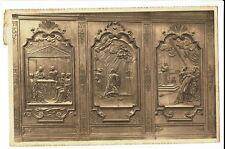 CPA - Carte postale --Belgique - Saint Hubert -Stalles de la Basilique- S876