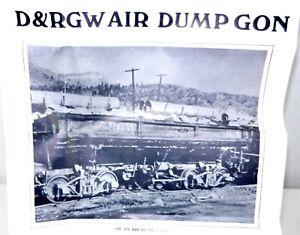 Rio Grande Models Sn3 Scale #3301 ~ D&RGW AIR DUMP GONDOLA ~ UNBUILT NIB ~ T216