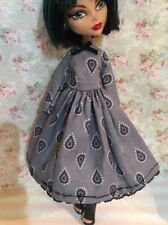 Monster High Dolls Dress Perfect For Ooaks Handmade