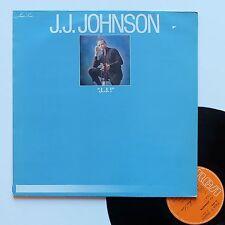 """Vinyle 33T J.J. Johnson  """"J.J. !"""""""