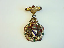 Masonic Stewards Medal