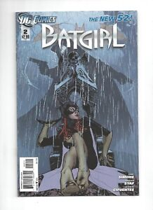 BATGIRL #2 New 52! Cover by ADAM HUGHES AH! 9.2 NM-, DC