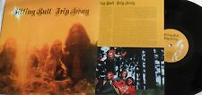 LP SITTING BULL Trip Away (Re-Release) LONG HAIR MUSIC LHC145 - STILL SEALED