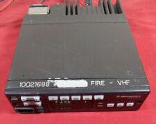 Motorola Astro Spectra Vhf 146 174 Mhz 50 Watt 128 Ch Mobile Radio D04kkf9pw5an