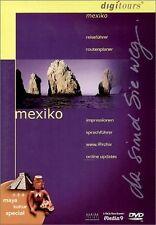 MEXIKO (Reiseführer, Routenplaner, Impressionen, Sprachführer)