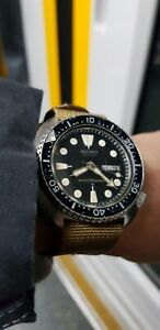 Vintage Seiko Men's Diver's Watch model 6309-7040