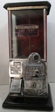 Masters Penny Operated Candy/Peanut Machine circa 1930's