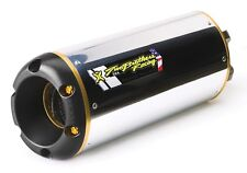 2006-2007 GSXR 600 Two Brothers Aluminum Slip On Exhaust Polished 005-1470406V2