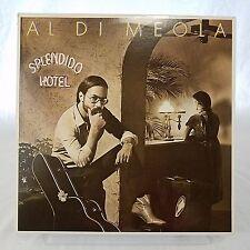 Al Di Meola Splendido Hotel EX Vinyl C2X 36270 2LP Set Gatefold Jazz Fusion 1980