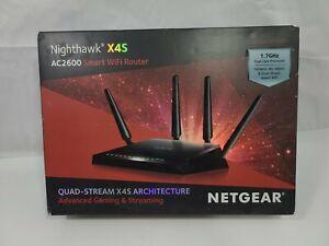 NETGEAR Nighthawk X4S - AC2600 WiFi   NEW IN BOX FREE SHIPPING!!!!