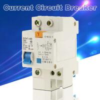 Interruttore Magnetotermico Differenziale Salvavita Circuito 1P+N 60A 30ma