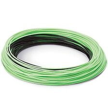 WF4 Weight Forward Sink Tip Fly Lines  ( Lemon Green & Black  )